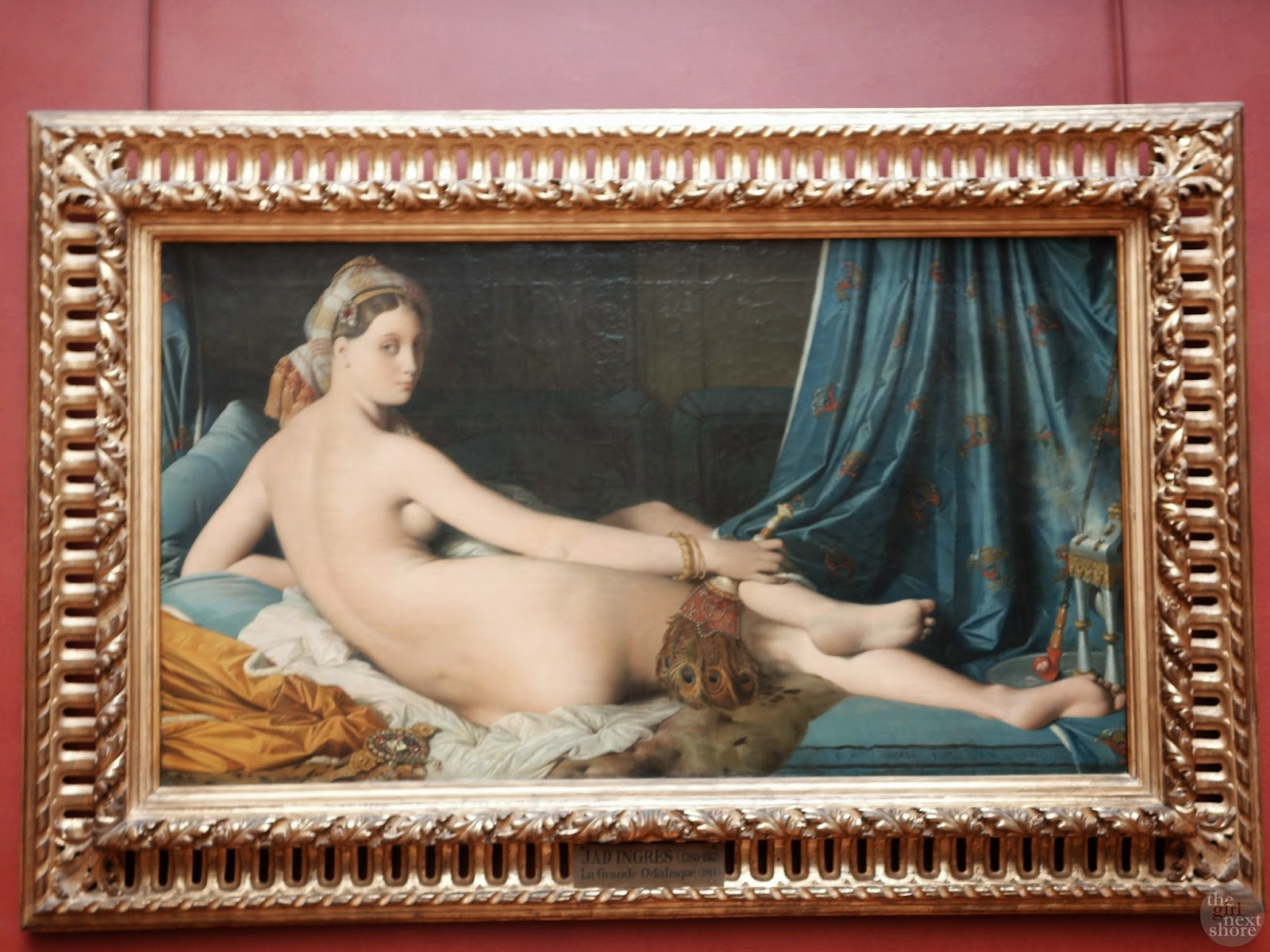 The Louvre | Girl Next Shore