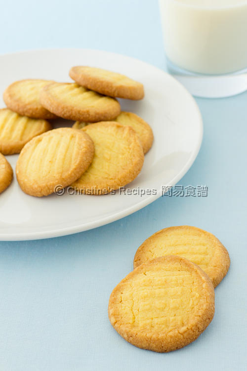 牛油曲奇餅 Butter Cookies01