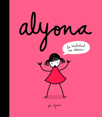 LIBRO - Alyona  Lyona (Lunwerg - 24 Mayo 2016)  Edición papel & digital ebook kindle  Comprar en Amazon España