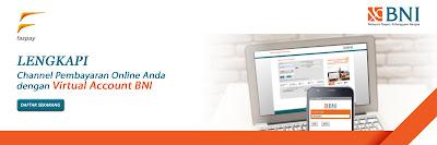 Pembayaran Online BNI Melalui Agen 46
