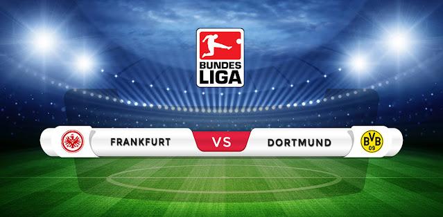 Eintracht Frankfurt vs Borussia Dortmund Prediction & Match Preview