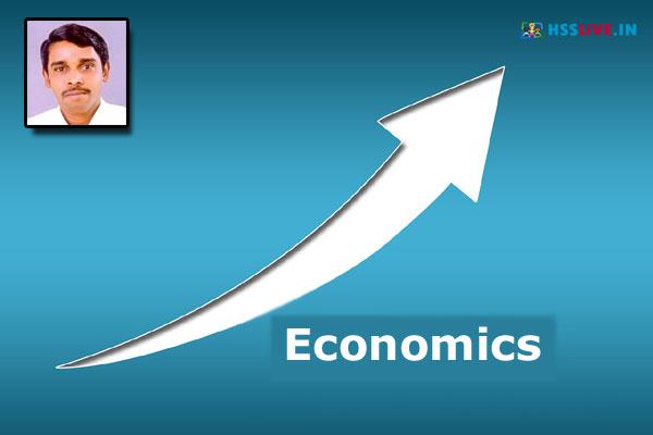 Higher Secondary Plus One Economics Quick Revision Notes
