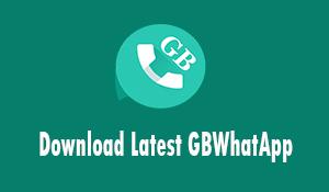 Download Latest GBWhatsapp Version 5.90 Apk
