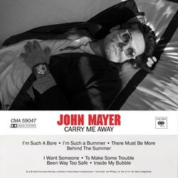 Baixar Carry Me Away - John Mayer Mp3