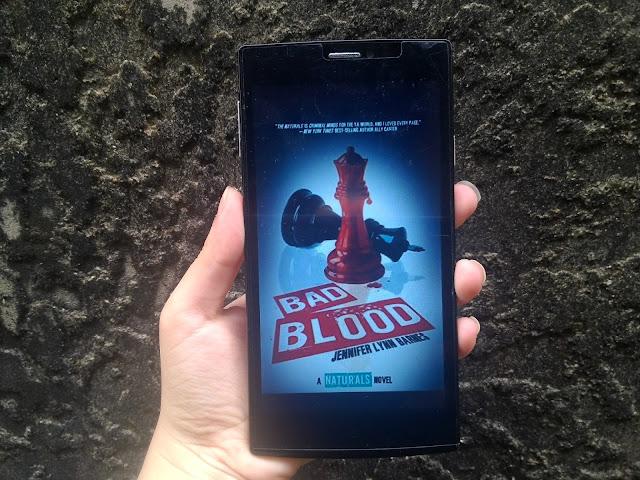 #BookReview: Bad Blood by Jennifer Lynn Barnes