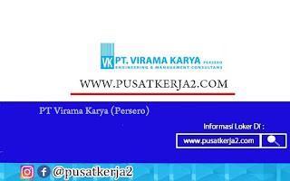 Lowongan Kerja BUMN PT Virama Karya (Persero) November 2020