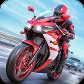 تحميل لعبة قيادة الدرجات Racing Fever: Moto للاندرويد