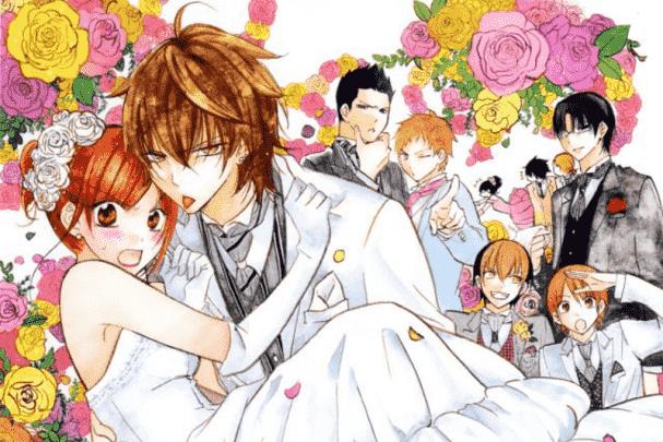 Namaikizakari. - Daftar Manga Romance Terbaik Sepanjang Masa