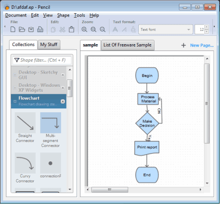 Free software to draw flow chart 28 images flowchart Simple drawing program for windows