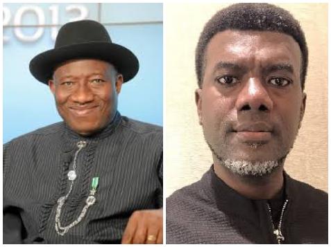 God forbid Goodluck Jonathan joins the APC - Reno Omokri