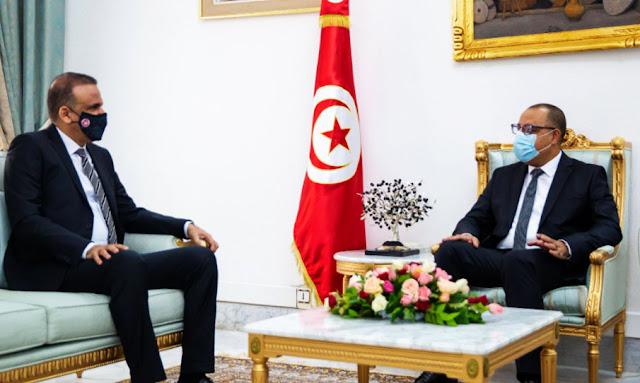 قبل يومين من إقامة نهائي كأس تونس بالمنستير: هشام مشيشي يلتقي  وديع الجريء!