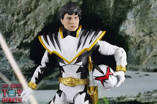 Power Rangers Lightning Collection Dino Thunder White Ranger 47