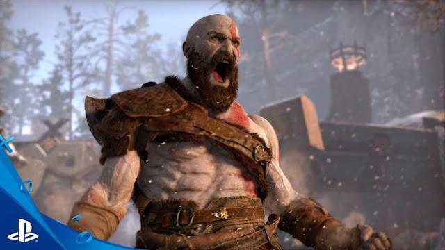 بعض المعلومات عن قصة لعبة God of War المنتظرة