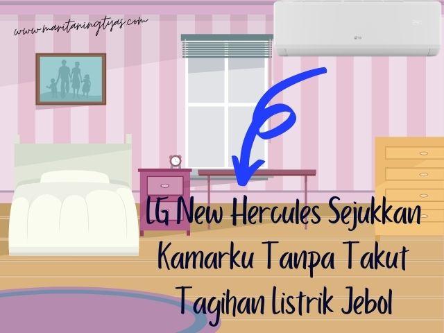 Review LG New Hercules