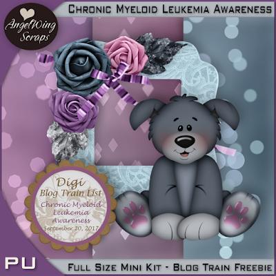 ??? Chronic Myeloid Leukemia Awareness ???