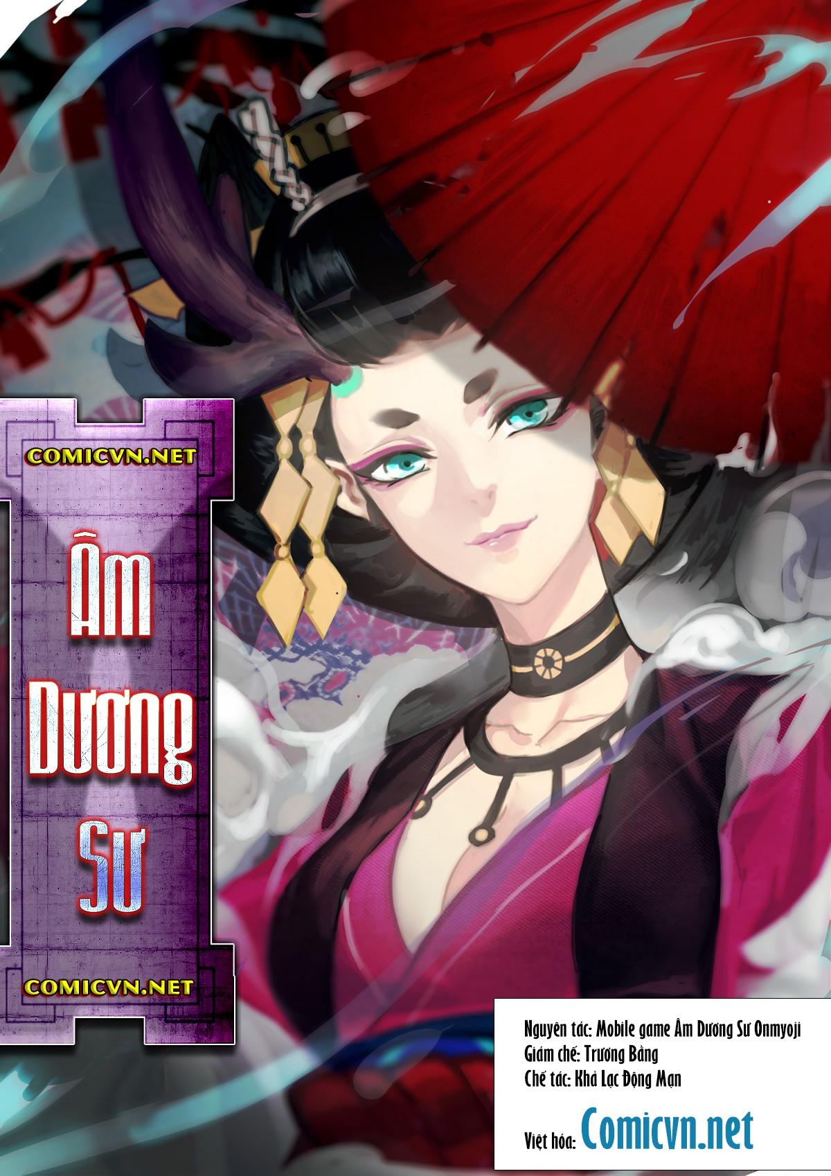 Onmyoji - Âm Dương Sư manga chap 13 - Trang 1