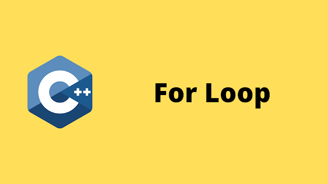 HackerRank For loop solution in c++ programming