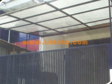 Canopy Baja Ringan Di Jakarta Atap Polycarbonate - Kanopi Polycarbonate, Harga ...