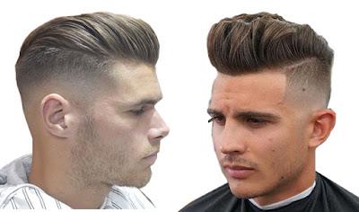 model potongan rambut laki-laki keren terbaru