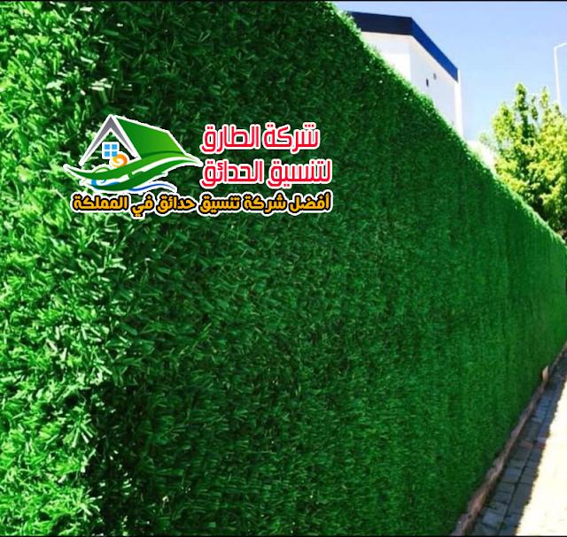 تنسيق حدائق الرس تركيب الشلالات والنوافير والعشب الصناعي بالرس