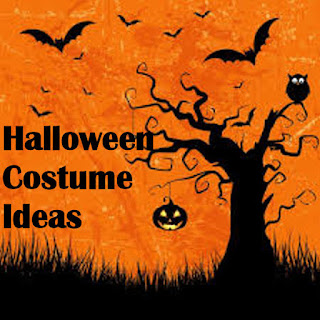 frugal diy Halloween costume ideas