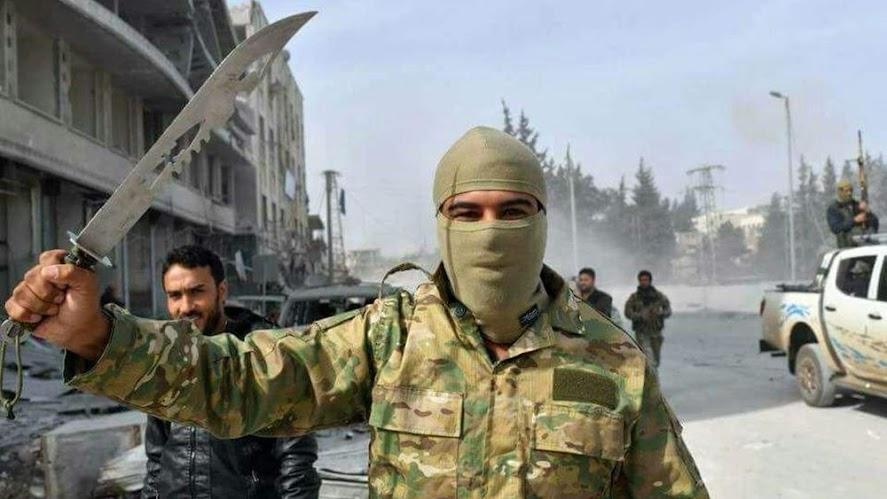Οι μισθοφόροι του Ερντογάν στη Συρία πήραν οδηγία να ετοιμάζονται για Ουκρανία