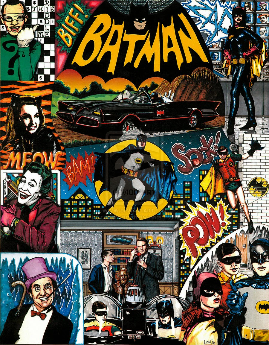 Batman Serie 1966