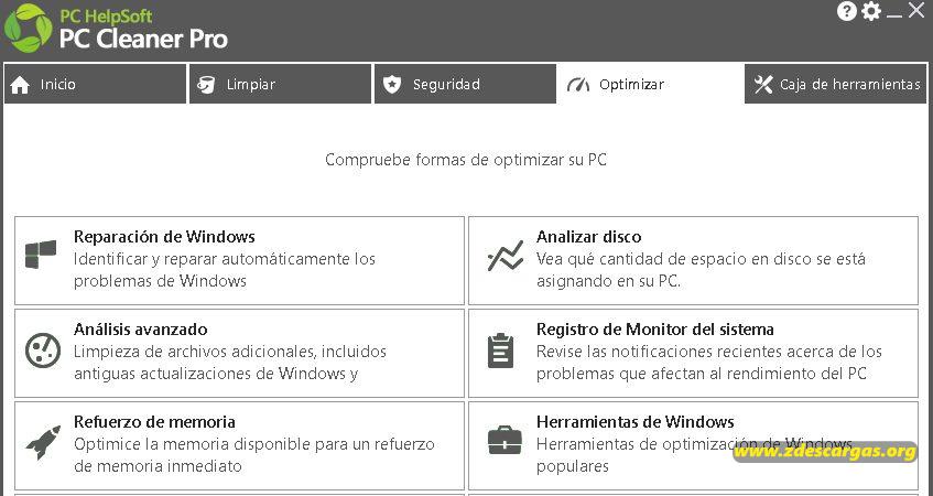 PC Cleaner Pro Full Español