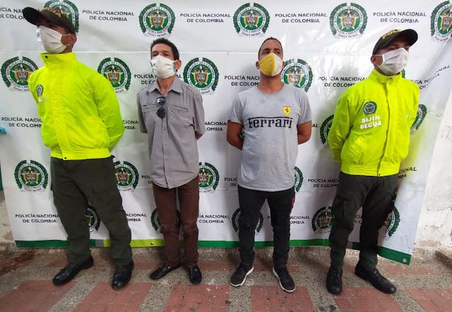 hoyennoticia.com, 'El Cacha y Manduco sindicados de pertenecer al grupo 'Los de La Ancha'