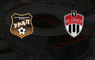 Урал  — Химки: прогноз на матч, где будет трансляция смотреть онлайн в 16:30 МСК. 12.09.2020г.