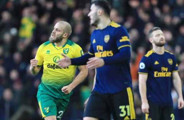 Video Norwich 2-2 Arsenal: Cú đúp ngôi sao, giải cứu khỏi cú sốc