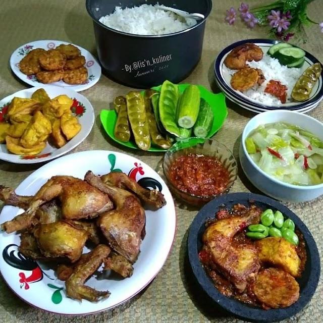 Ayam Goreng Kunyit - Resep Olahan Menu Makan