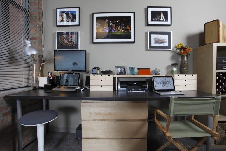 Image result for ruangan kerja di rumah