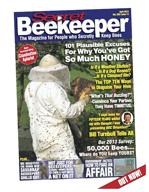 Secret Beekeeper - The magazine for people who secretly keep bees