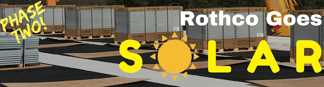 Earth Day Updates - Rothco s Solar Project