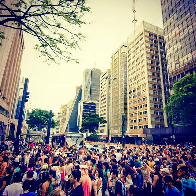 Foto: Farofa com Paulista