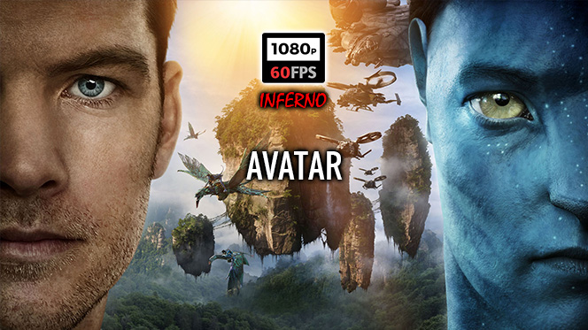 Avatar 2009 Extendida BDRip 1080p 60fps Español Latino-Castellano-Inglés