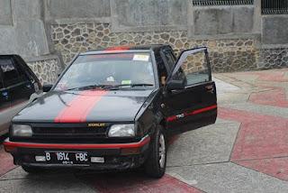 Starlet MURAH Tipe XL 1986 1000 CC - JAKARTA