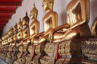 Top 7 Best Cultural Attractions in Bangkok, Wat Suthat,
