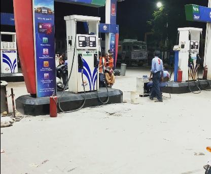 CNG Pump In Moradabad