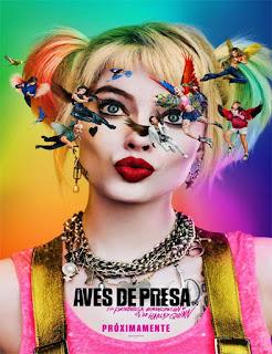 Birds of Prey (Aves de presa) (2020) | DVDRip Latino LINE HD GoogleDrive 1 Link