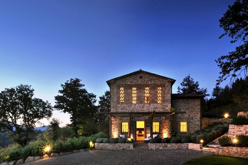 This Is Beautiful Modern Classic Italian Villa With Tuscan