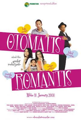 Otomatis Romantis Poster