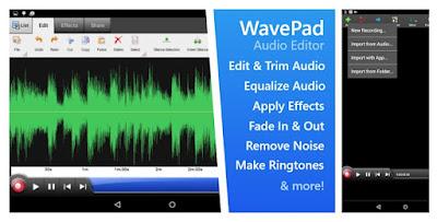 Edit Suara Fals Anda Dengan WavePad - Masbasyir.com