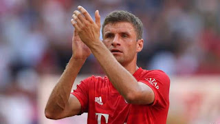 Bayern Dismiss Muller January Exit Rumours
