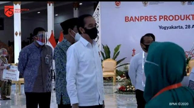 Presiden Joko Widodo ke Yogyakarta, Tak Ada Lagi yang Minta Salaman dan Selfie