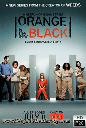Orange Is the New Black Temporada 1 [720p] [Latino-Ingles] [MEGA]