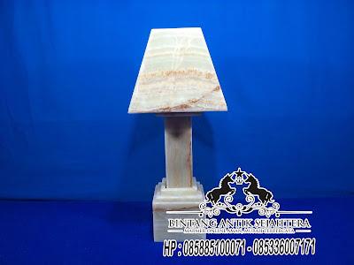 Varian Kap Lampu Marmer