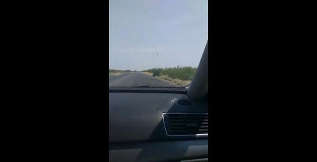 Vídeo: Civiles localizan 4 cuerpos descuartizados en carretera Sonoyta-Caborca en Sonora