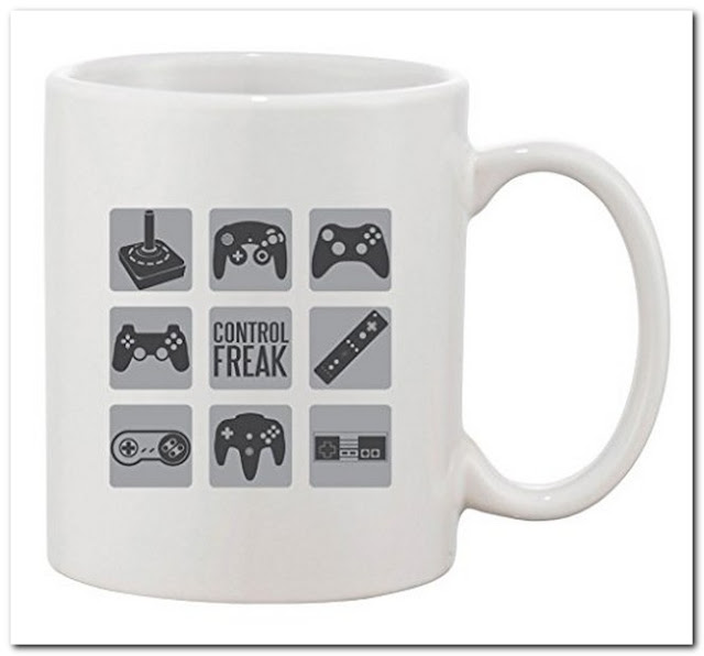 Cool Nerdy Coffee Mugs